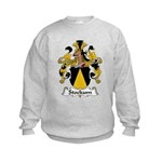 Stockum Family Crest Kids Sweatshirt