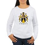 Stockum Family Crest Women's Long Sleeve T-Shirt
