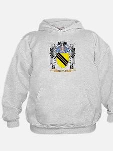 Bentley Coat of Arms - Family Crest Hoodie