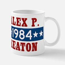 Vote Alex P Keaton 1984 Small Small Mug