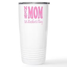 Cool New dad Travel Mug