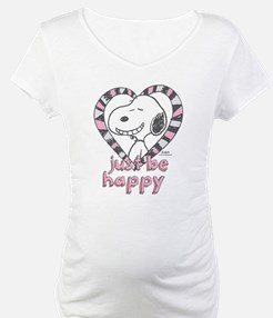 Snoopy Just Be Happy Shirt