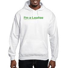 I am a Leafee Hoodie