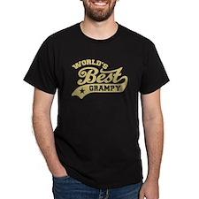 World's Best Grampy Ever T-Shirt