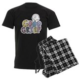 Charlie brown Men's Dark Pajamas