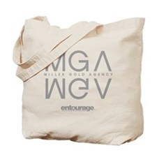 Entourage Miller Gold Agency Tote Bag