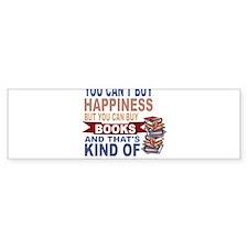 Books Rock Bumper Bumper Sticker