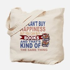 Books Rock Tote Bag