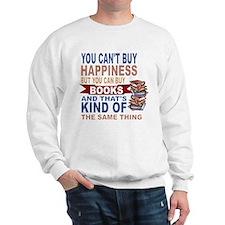 Books Rock Sweatshirt