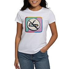 Cool No Smoking Tee