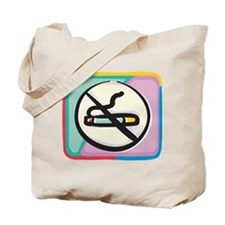Cool No Smoking Tote Bag