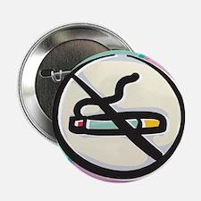 Cool No Smoking Button