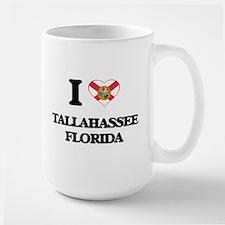I love Tallahassee Florida Mugs