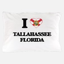 I love Tallahassee Florida Pillow Case