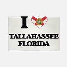 I love Tallahassee Florida Magnets