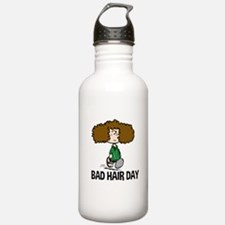 Peppermint Patty Bad Hair Day Water Bottle