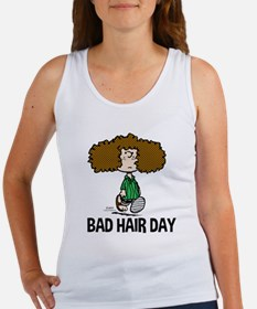 Peppermint Patty Bad Hair Day Tank Top