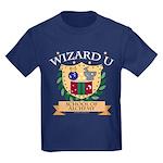 Wizard U Alchemy RPG Gamer HP Kids Dark T-Shirt