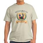 Wizard U Alchemy Gamer RPG HP T-Shirt