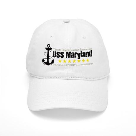 USS Maryland Cap