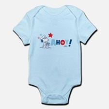 Snoopy AHOY Body Suit