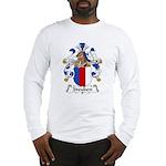 Steuben Family Crest Long Sleeve T-Shirt