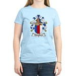 Steuben Family Crest Women's Light T-Shirt