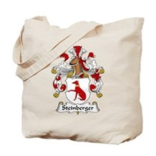 Steinberger Family Crest Tote Bag