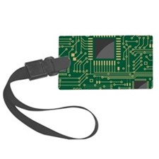 Motherboard 2a Luggage Tag