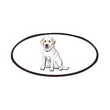 Labrador Retriever wOut Text Patch