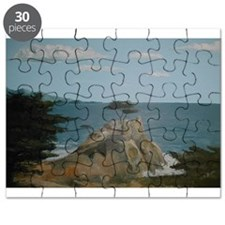 Lone Cypress Puzzle