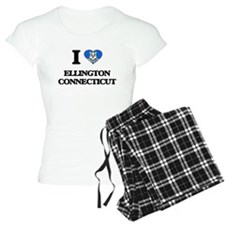I love Ellington Connecticu Pajamas