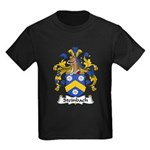Steinbach Family Crest  Kids Dark T-Shirt