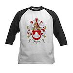 Steen Family Crest Kids Baseball Jersey