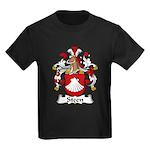 Steen Family Crest Kids Dark T-Shirt