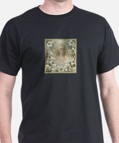Angel and Lilies T-Shirt