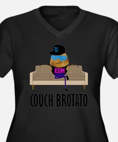 Couch Brotato Plus Size T-Shirt