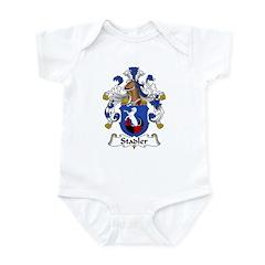 Stadler Family Crest Infant Bodysuit