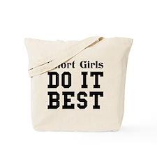 SHORT GIRLS DO IT BEST Tote Bag