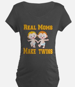 Real Moms Make Twins T-Shirt
