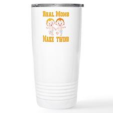 Real Moms Make Twins Travel Mug