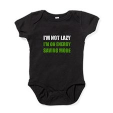 Energy Saving Mode Baby Bodysuit