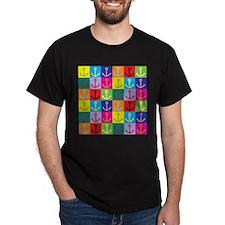 Pop Art Anchor T-Shirt