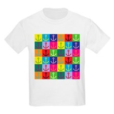 Pop Art Anchor T-Shirt