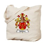 Spitzer Family Crest Tote Bag