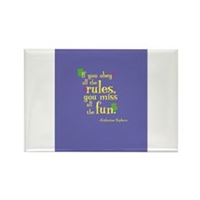 Unique Missing you Rectangle Magnet (10 pack)