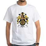 Spies Family Crest White T-Shirt