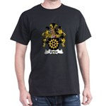 Spies Family Crest Dark T-Shirt