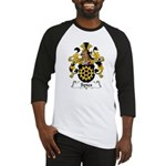 Spies Family Crest Baseball Jersey