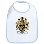 Spies Family Crest Bib
